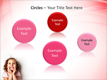 Funny Girl PowerPoint Template - Slide 57