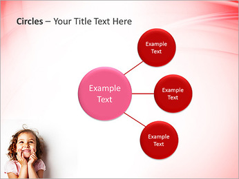 Funny Girl PowerPoint Template - Slide 59