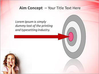 Funny Girl PowerPoint Template - Slide 63