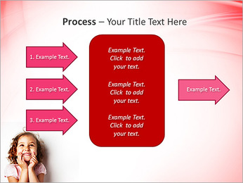 Funny Girl PowerPoint Template - Slide 65
