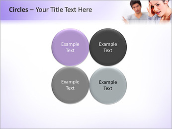 Offesned Woman PowerPoint Template - Slide 18
