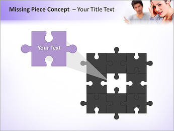 Offesned Woman PowerPoint Template - Slide 25