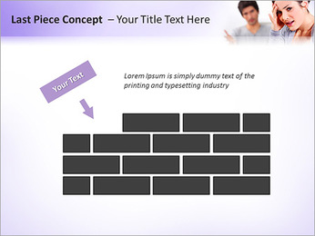 Offesned Woman PowerPoint Templates - Slide 26