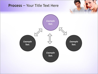 Offesned Woman PowerPoint Templates - Slide 71