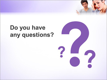 Offesned Woman PowerPoint Templates - Slide 75