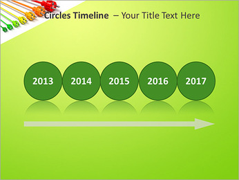 Colored Wire PowerPoint Template - Slide 9