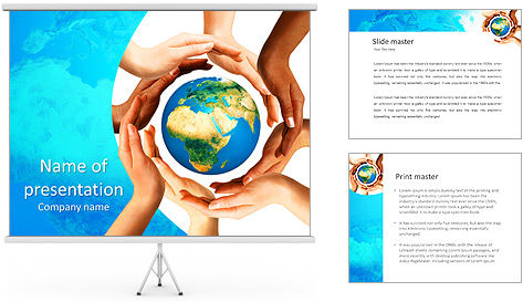 Protect Planet PowerPoint Template