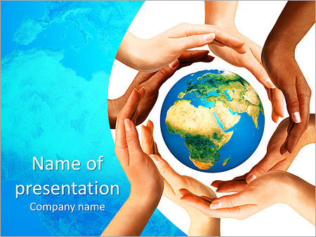 Protect Planet PowerPoint Templates