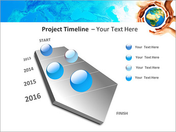 Protect Planet PowerPoint Templates - Slide 6