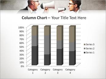 Colleagues Quarrel PowerPoint Template - Slide 30