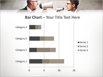 Colleagues Quarrel PowerPoint Template - Slide 32