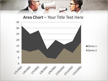 Colleagues Quarrel PowerPoint Template - Slide 33