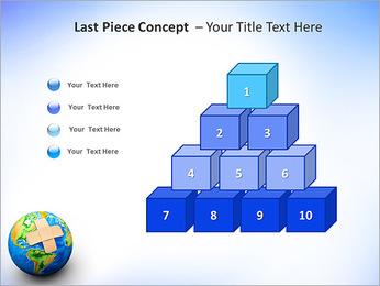 Plaster On Earth PowerPoint Templates - Slide 11
