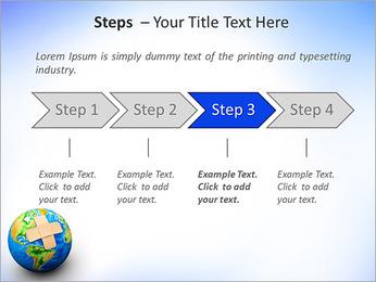 Plaster On Earth PowerPoint Templates - Slide 4