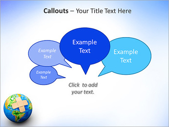 Plaster On Earth PowerPoint Templates - Slide 53