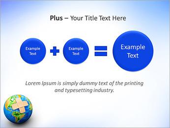 Plaster On Earth PowerPoint Templates - Slide 55