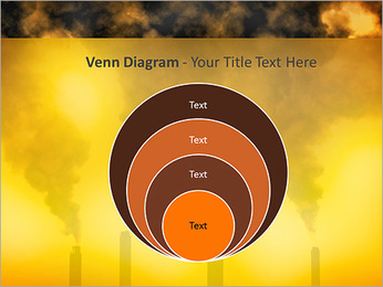 Factory Smog PowerPoint Template - Slide 14