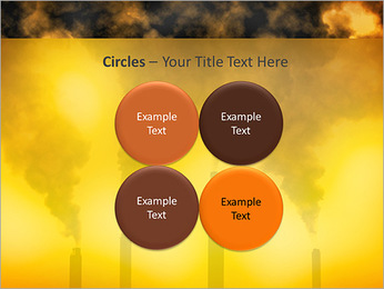 Factory Smog PowerPoint Template - Slide 18