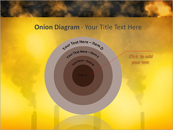 Factory Smog PowerPoint Template - Slide 41