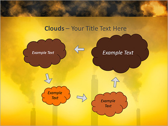 Factory Smog PowerPoint Template - Slide 52