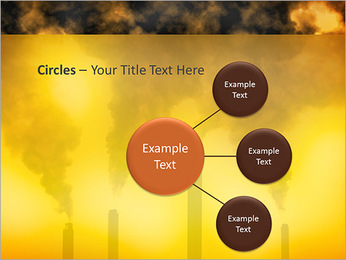 Factory Smog PowerPoint Template - Slide 59