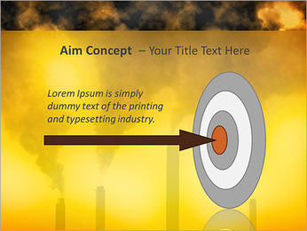 Factory Smog PowerPoint Template - Slide 63