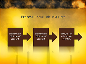 Factory Smog PowerPoint Template - Slide 68