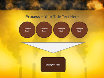 Factory Smog PowerPoint Template - Slide 73