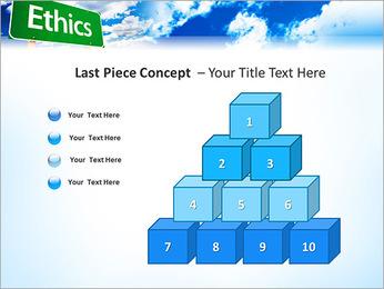 Ethics PowerPoint Template - Slide 11
