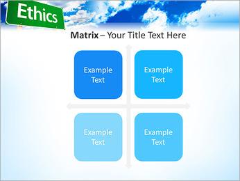 Ethics PowerPoint Template - Slide 17