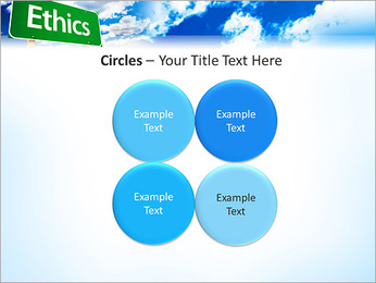 Ethics PowerPoint Template - Slide 18