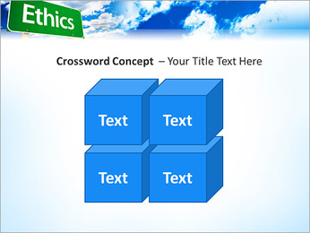 Ethics PowerPoint Template - Slide 19