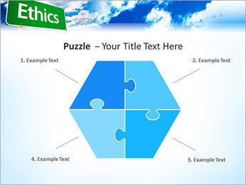 Ethics PowerPoint Template - Slide 20