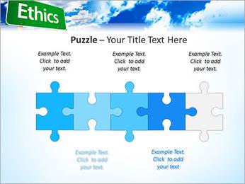 Ethics PowerPoint Template - Slide 21
