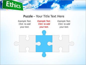 Ethics PowerPoint Template - Slide 22