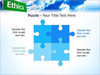 Ethics PowerPoint Template - Slide 23