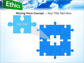 Ethics PowerPoint Template - Slide 25