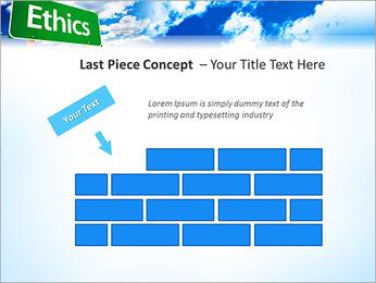Ethics PowerPoint Template - Slide 26