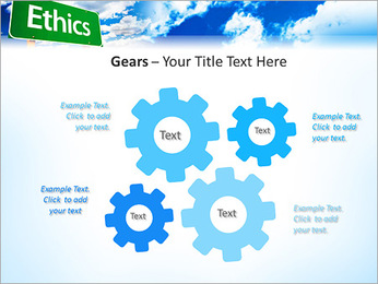 Ethics PowerPoint Template - Slide 27