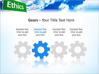 Ethics PowerPoint Template - Slide 28