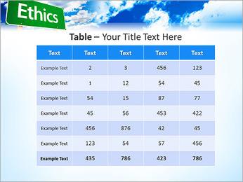 Ethics PowerPoint Template - Slide 35