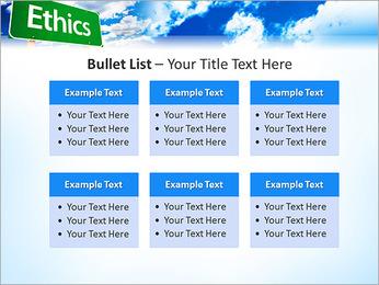 Ethics PowerPoint Template - Slide 36