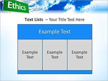 Ethics PowerPoint Template - Slide 39