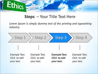 Ethics PowerPoint Template - Slide 4