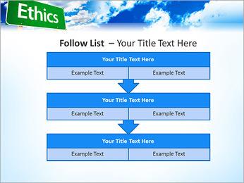 Ethics PowerPoint Template - Slide 40