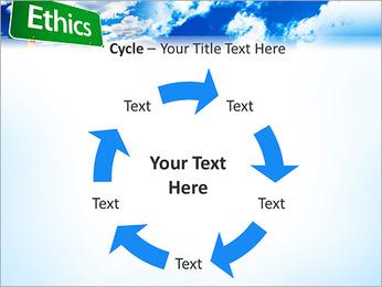 Ethics PowerPoint Template - Slide 42