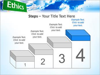 Ethics PowerPoint Template - Slide 44