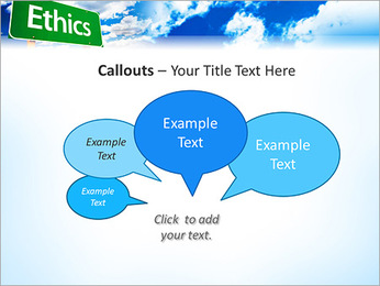 Ethics PowerPoint Template - Slide 53