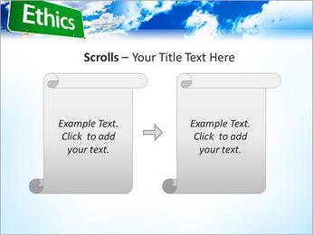 Ethics PowerPoint Template - Slide 54