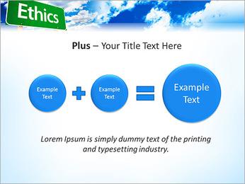 Ethics PowerPoint Template - Slide 55